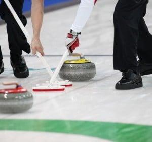 Le curling, un sport insolite !