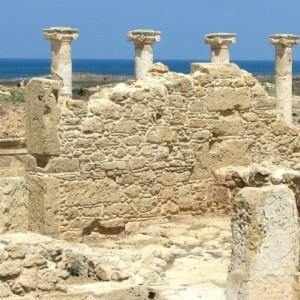 vestiges paphos chypre