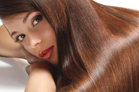 cheveux lisses naturellement