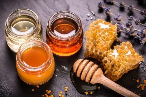 bienfaits du miel