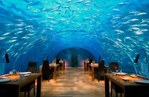 hotel sous marin 2_Conrad-Maldives-Rangali