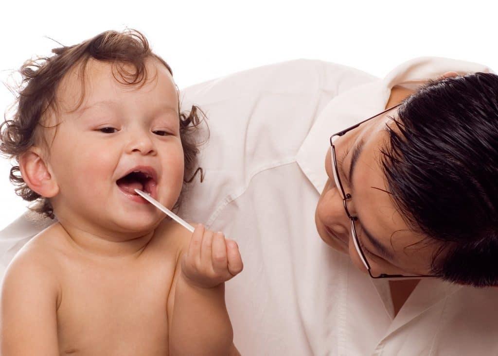 pédiatre enfant