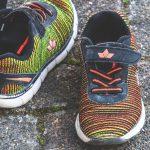 chaussures recyclées enfant